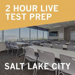 Live Test Prep - Salt Lake City