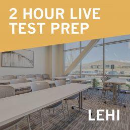 Live Test Prep - Lehi