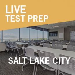 Real estate live test prep in salt lake city
