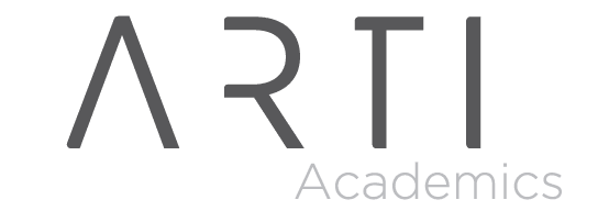 Dark ARTI logo