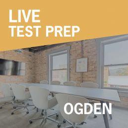 Real estate live test prep in Ogden, Utah
